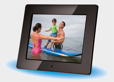 "HP - 8.4"" Digital Picture Frame"