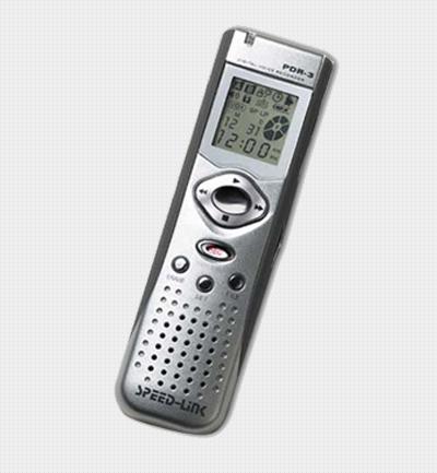 SPEEDLINK - Digital Voice Recorder