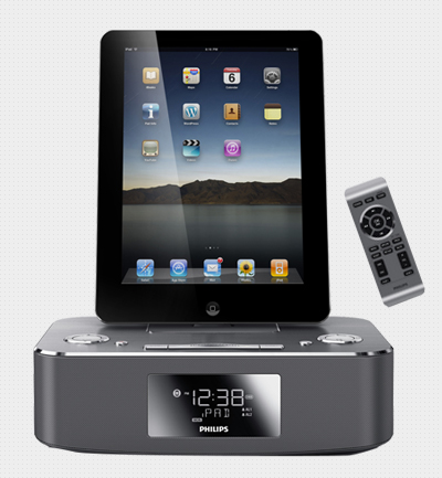 PHILIPS - DC291 Docking system for iPod/iPhone/iPad