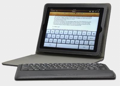 "BODY GLOVE - Bluetooth Keyboard For iPad Or Samsung Galaxy Tab 10"""