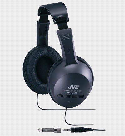JVC - Over Ear Stereo Headphones