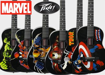 PEAVEY MARVEL - 1/2 Size Acoustic Guitars