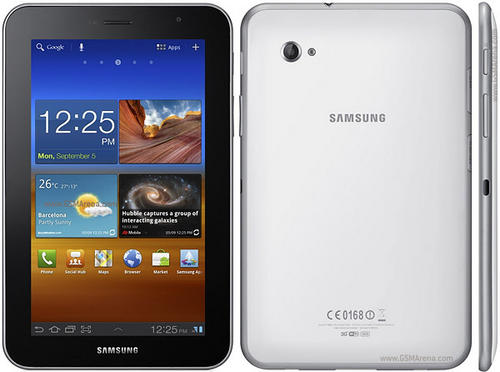 "Samsung 7"" P6200 Tablet (16GB) 3G"
