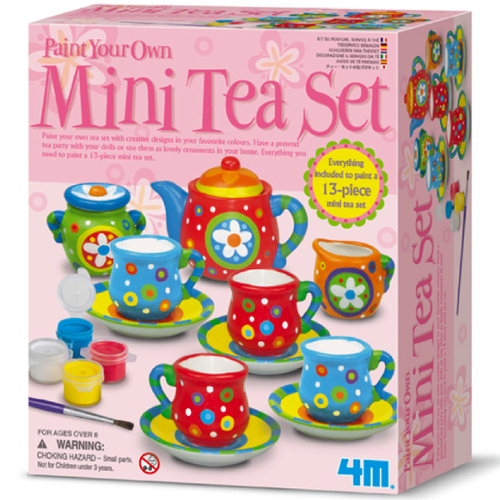 Paint Your Own - Mini Tea Set