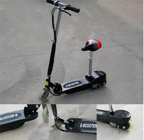 Electric Scooter - 100w - Built in battery and Seat