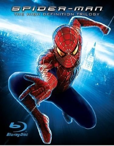 Spiderman Box Set (Blu-ray)