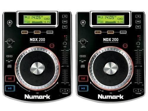 Numark NDX200 Pair