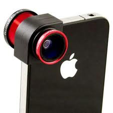 3-in-1 iPhone Photo Lens