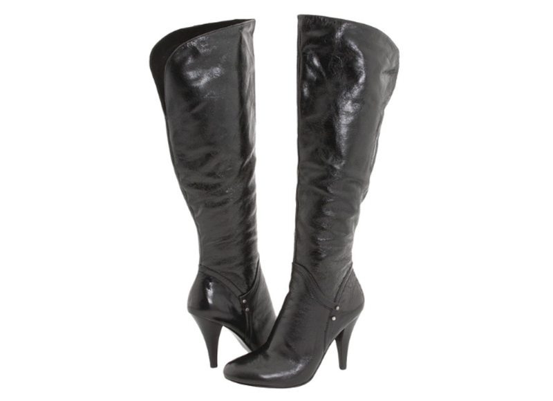 Nine West Knee High Boots (Genuine Leather)