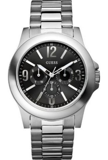 Guess Gents Stainless Steel Watch