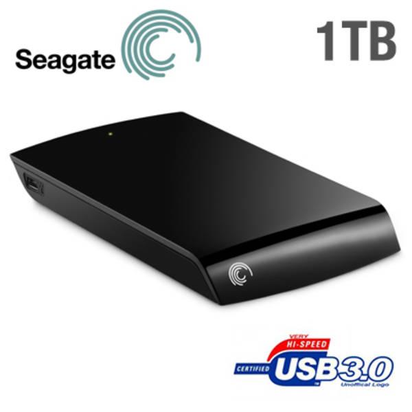 Brand New Seagate 1TB USB 3.0 external 2.5