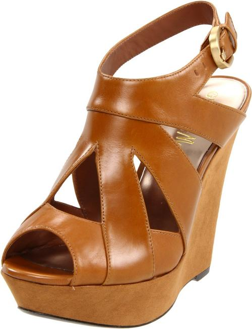 Guess Genuine Leather Wedges