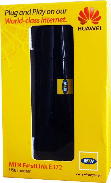 MTN Huawei E372 DC-HSPA+ 42 Mbps USB Modem