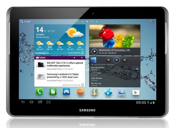 Samsung Galaxy Tab 2 P5100 16GB, 10.1