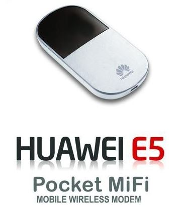 Huawei 3G Wireless Router MiFi WiFi Hotspot (works with Vodacom, CellC, MTN, 8ta)