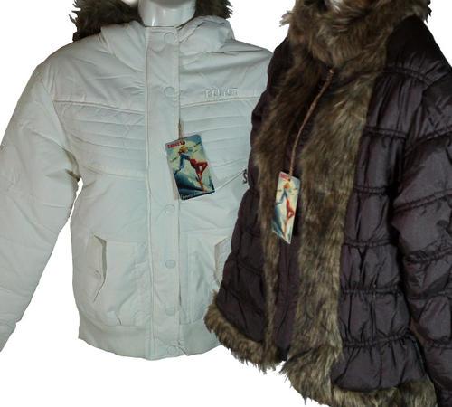 Soviet Puff Jacket   White or Brown