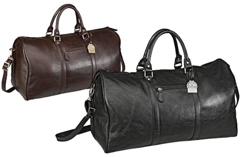 Gary Player Leather Overnight Bags | Free Shipping