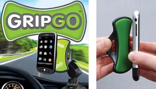 GripGo | Universal Car Phone Mount