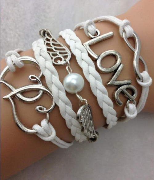 Infinity Bracelets | 12 to Choose From