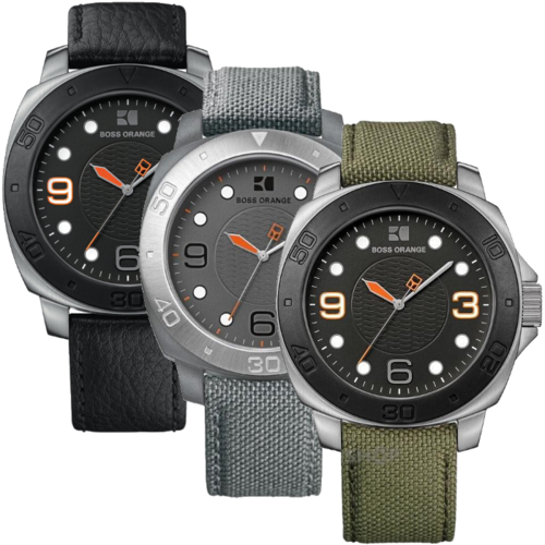 Hugo Boss Orange Men's Watches