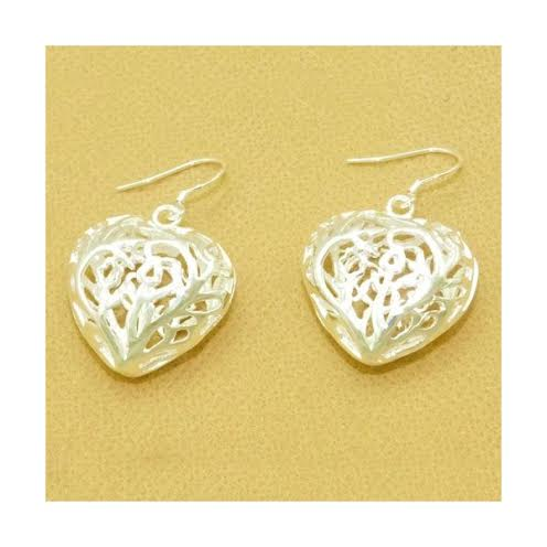 Choice of Designer Sterling Silver-Filled Earrings
