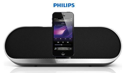 Philips docking speaker iPhone 5