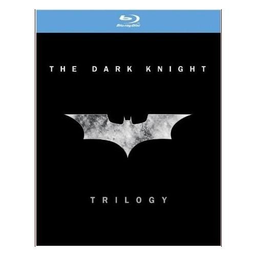 The Dark Knight Trilogy + Photobook (Blu-ray)