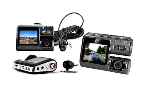 Dual HD DVR Car Camera - Free Shipping