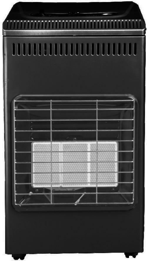 Conti gas-electric heater