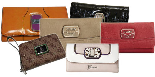 Guess Wallets | 6 Style Options to Choose from