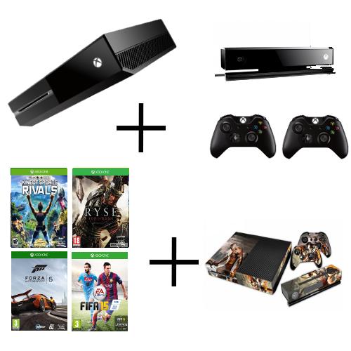Ultimate Xbox One Bundle!
