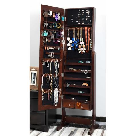 Jewellery Cabinet - Fine Living | SAME DAY DELIVERY