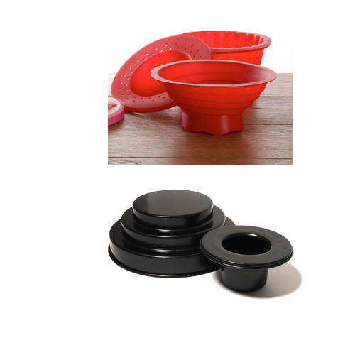 Giant 3 Tier Baking Mould Combo | SAME DAY SHIPPING