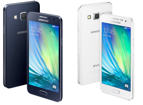 Samsung Galaxy A3 | 16 GB | Black or White