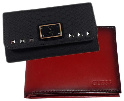 Guess Mens & Ladies Wallets
