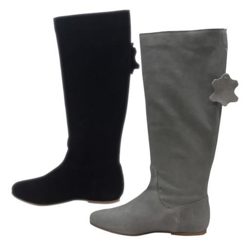 Ladies Morgan De Toi Genuine Leather Suede Boots