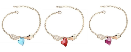 Austrian Crystal Bracelet | 4 colours to choose from