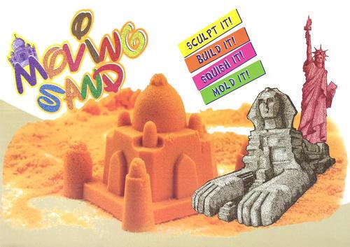 Castle Mould Moving Sand