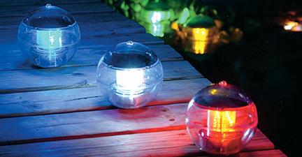 Solar Floating Lights - Buy 1 Get 1 Free