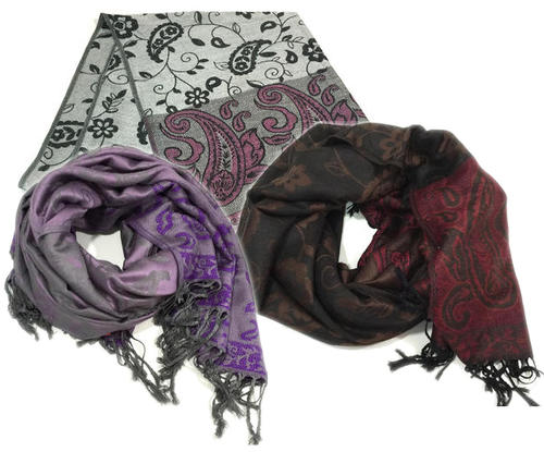100% Pashmina Scarves | Keep Stylishly Warm this Winter