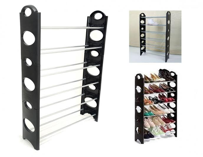 Fine Living 6 Tier Shoe Rack