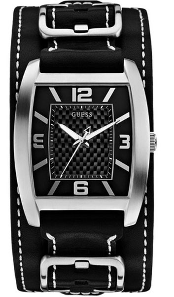 Guess Men's Leather Watch | Father's Day Special