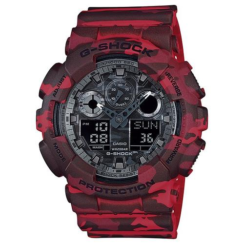 Casio G-Shock | Red | MOOSE Limited