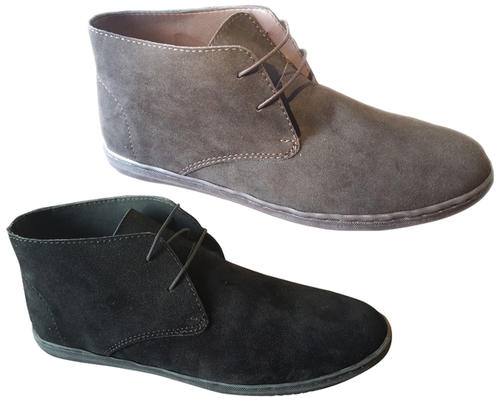 Mens In house Suede Bucket Shoe (TO35)