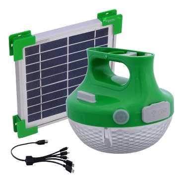 Schneider Portable Solar LED Lighting System