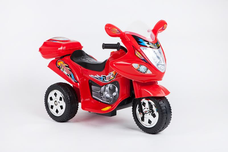 Electronic Kid's Bike