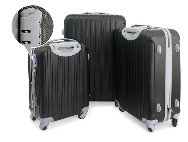 Luggage Sets | A Range of Colours