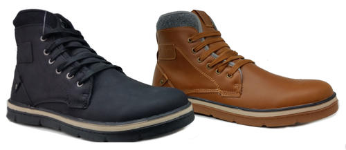 Mens K7 Ankle Boots