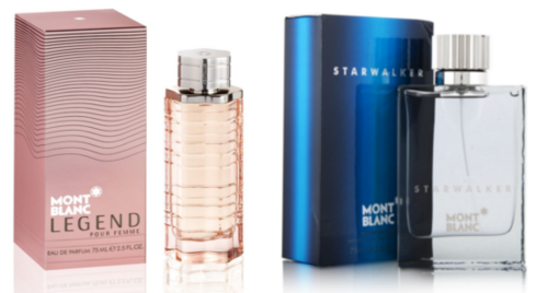 Mont Blanc Fragrance Sets for Him or Her