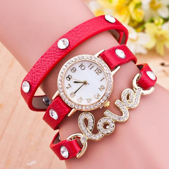 Wrap Around Love Watch